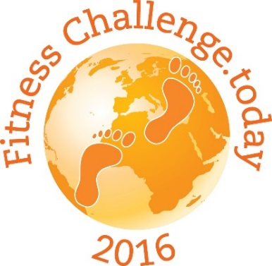 Fitness Challenge 2016 Logo