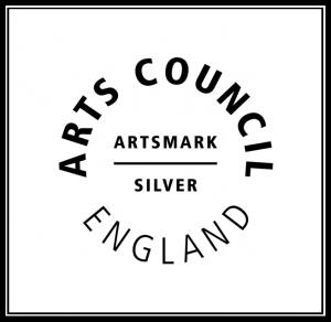 arts mark silver award logo