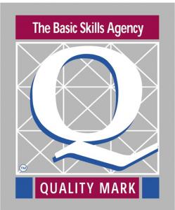 basic skills agency quality mark logo