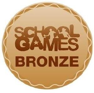school games bronze logo