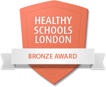 healthy schools london bronze award