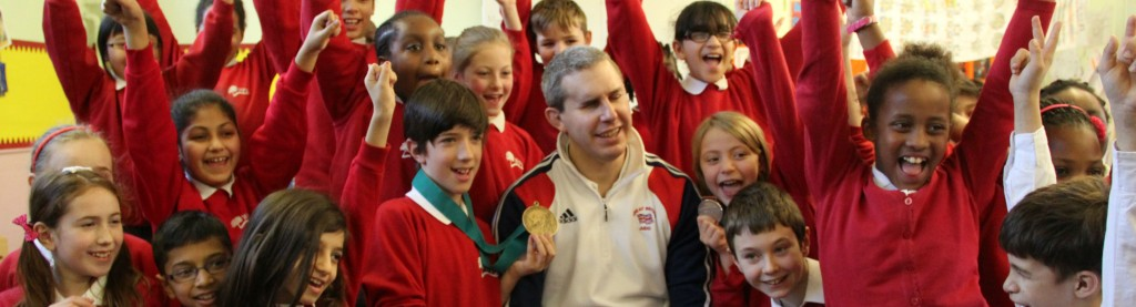 Be The Best You Can Be with Paralympian Ian Rose