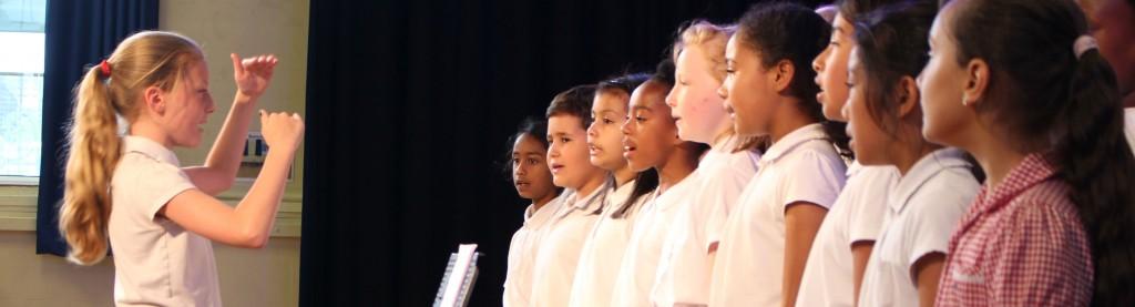 The Senior Choir