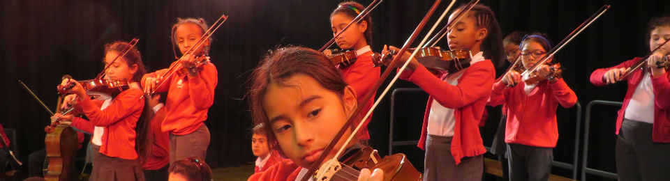 Strings and Woodwind Concert