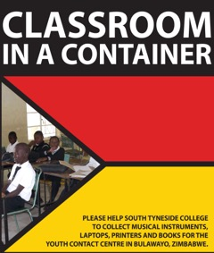 Classroom in a Container