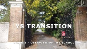 Y8 Transition Video 1 click to view