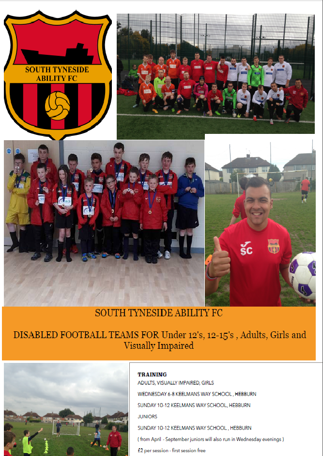 South Tyneside Ability FC