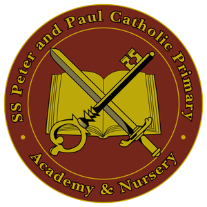 SS Peter and Paul Catholic Primary Academy & Nursery Logo