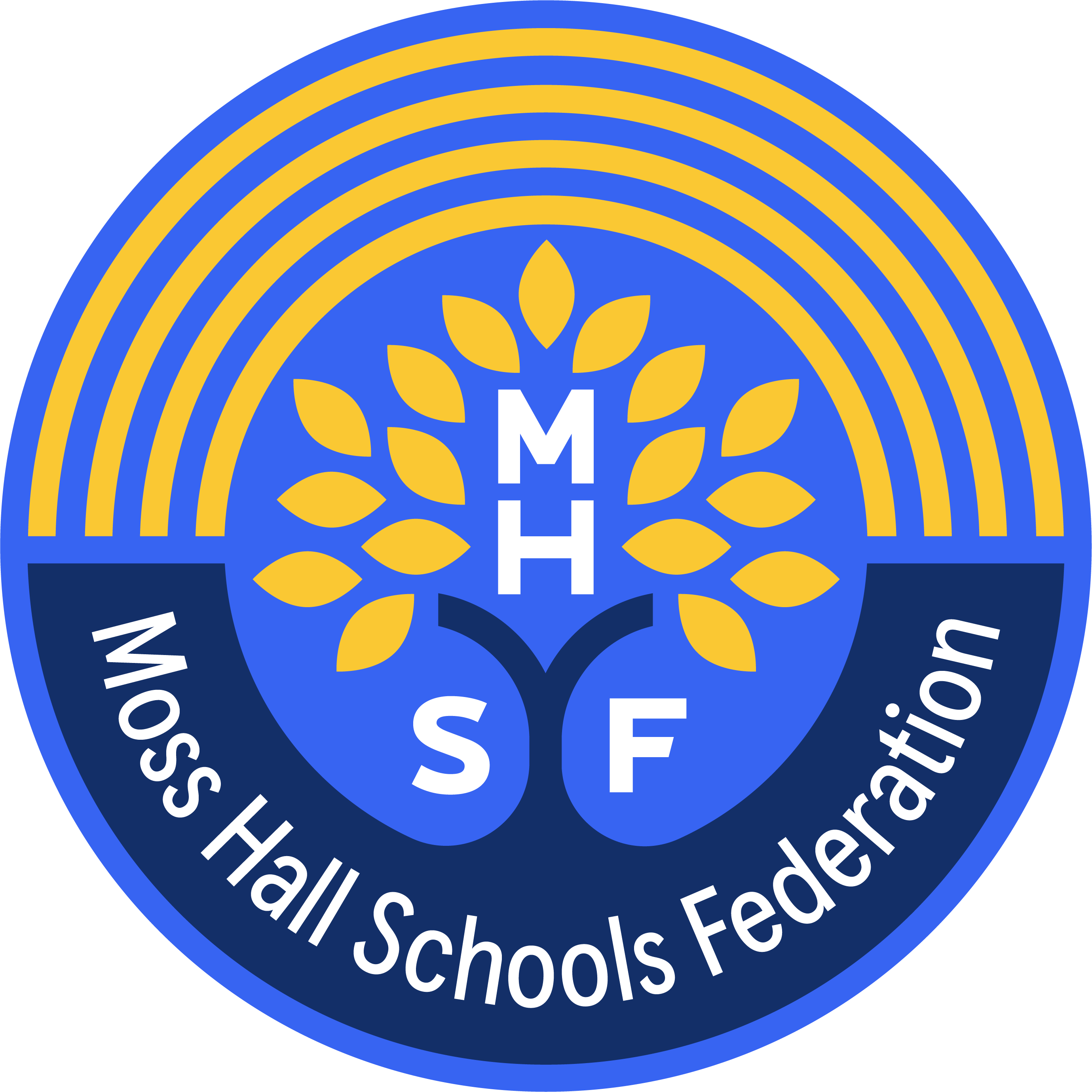 Moss Hall Junior School Logo