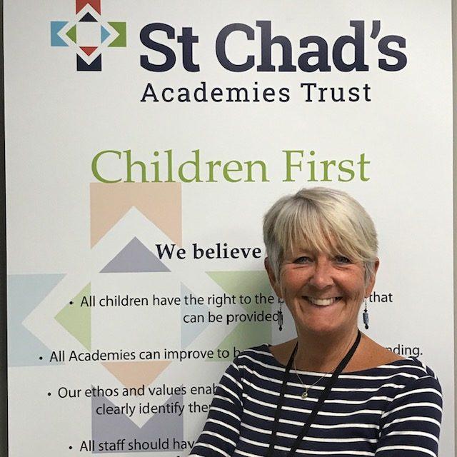Sue Wedgwood MSc : Director St Chad's Academies Trust / CEO