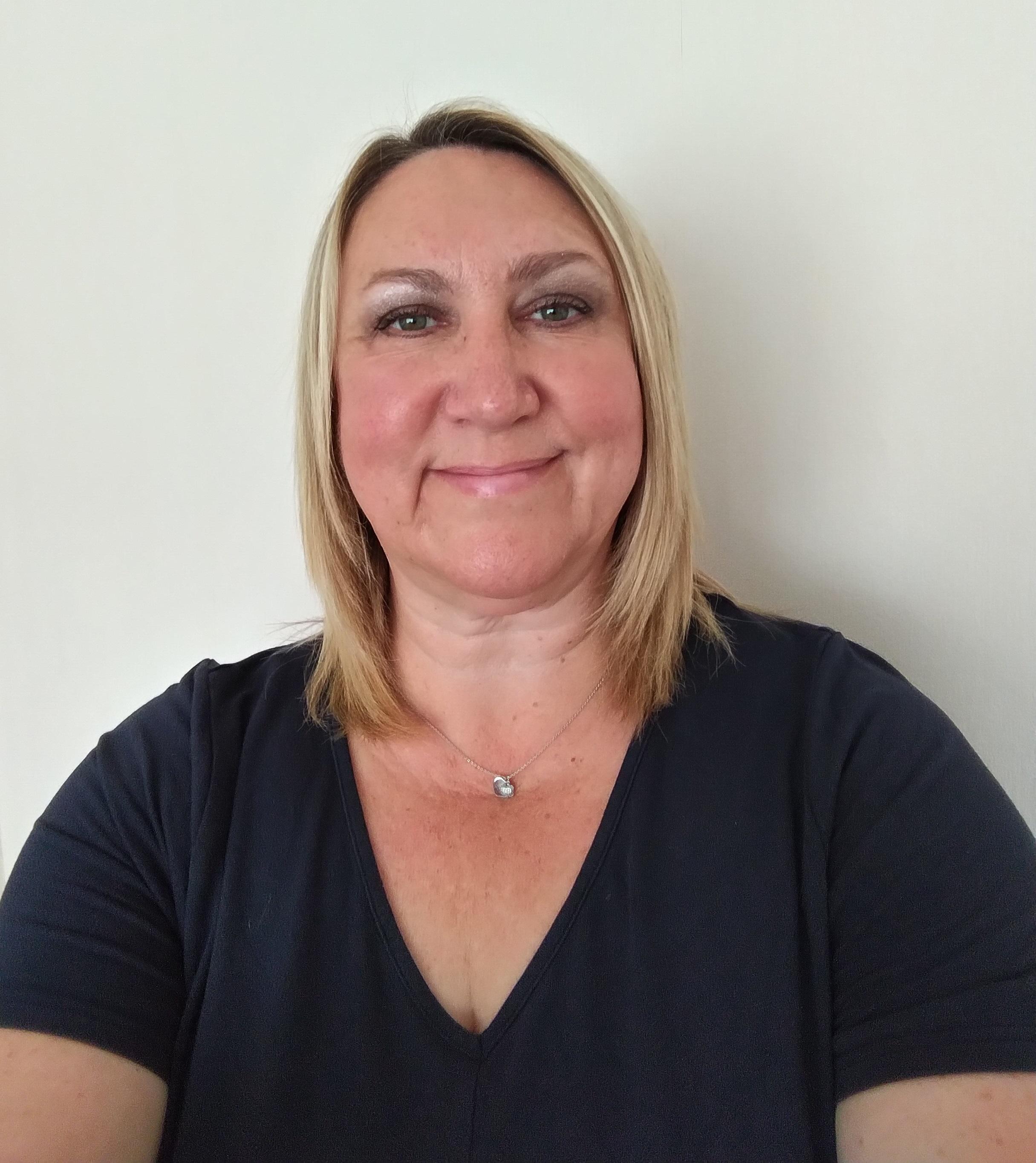 Julie Benn : Business & Finance Officer