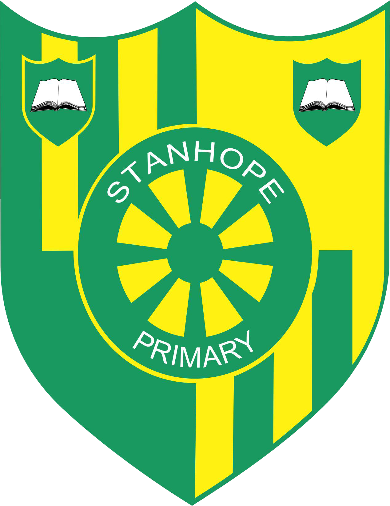 Stanhope Primary School Logo
