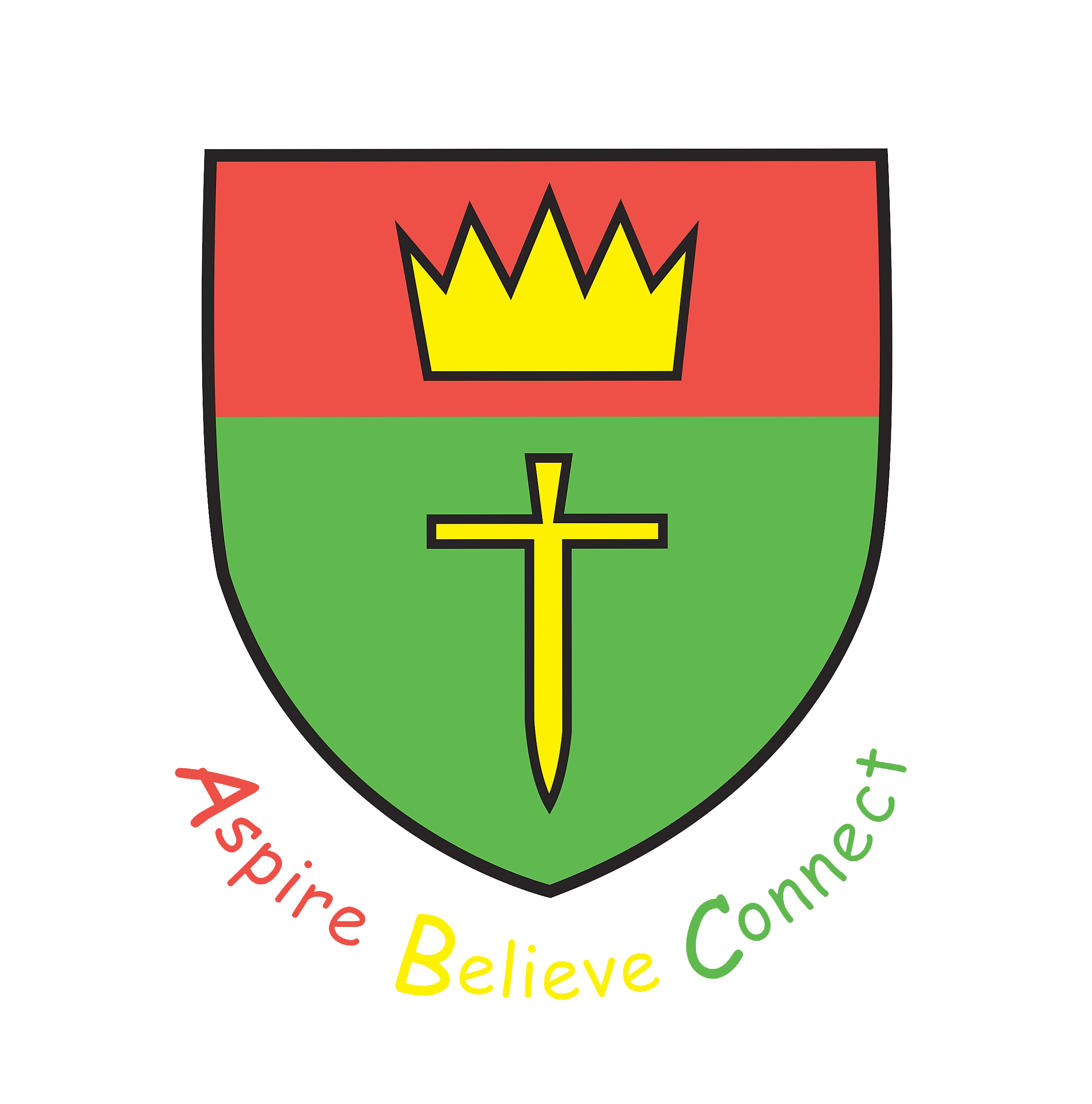St Oswald's CE VA Primary School Logo