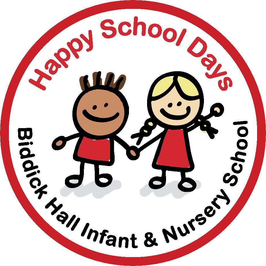 Biddick Hall Infant School Logo