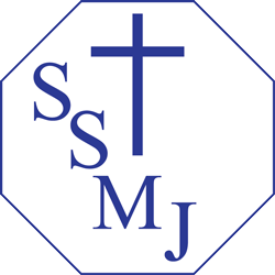 school logo SS Mary and John's