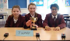 2015 winners - 7 Ward