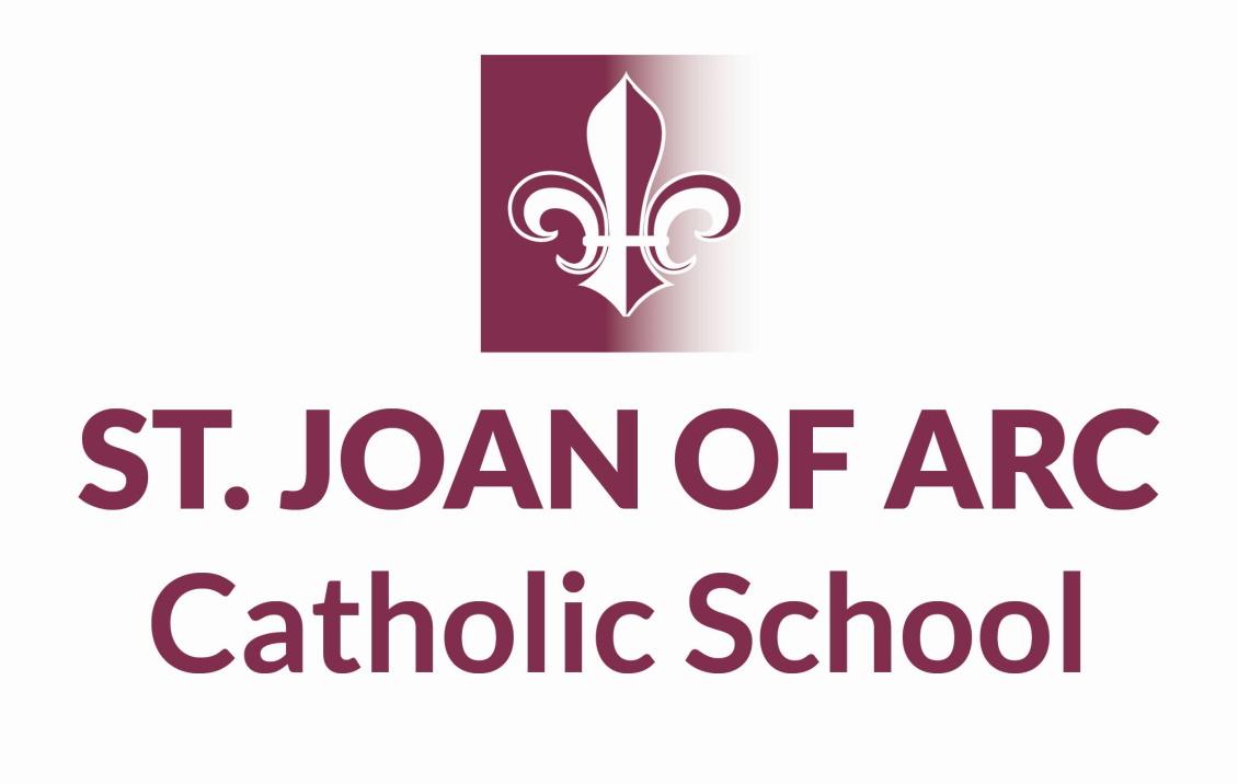 St Joan of Arc School Logo