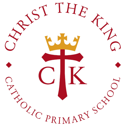 Christ the King Catholic Primary School Logo