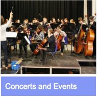 Concerts and Events link