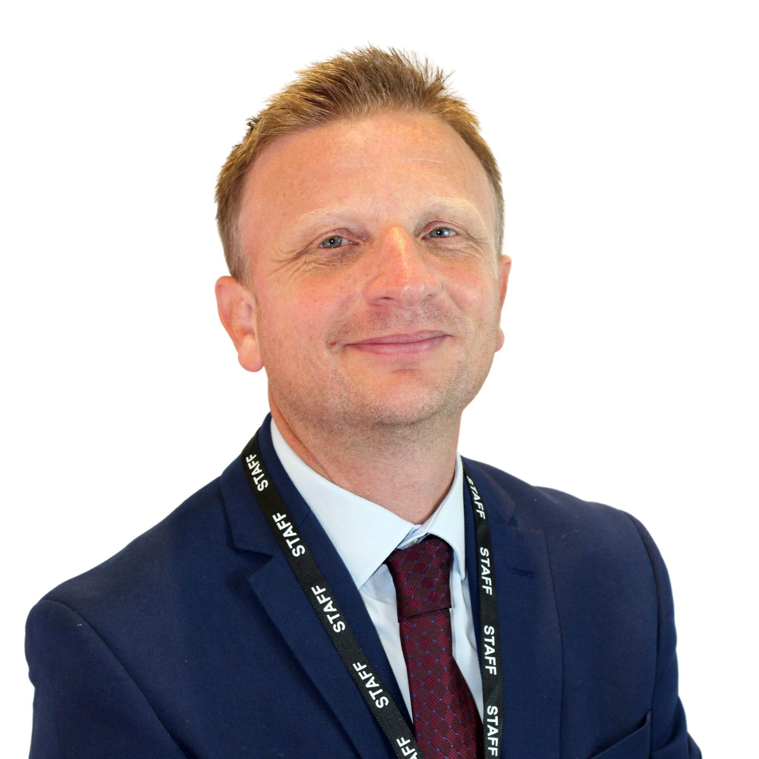 Mr R Eost : Headteacher - Studley High School