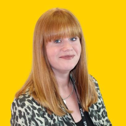 Mrs Page : Deputy Headteacher