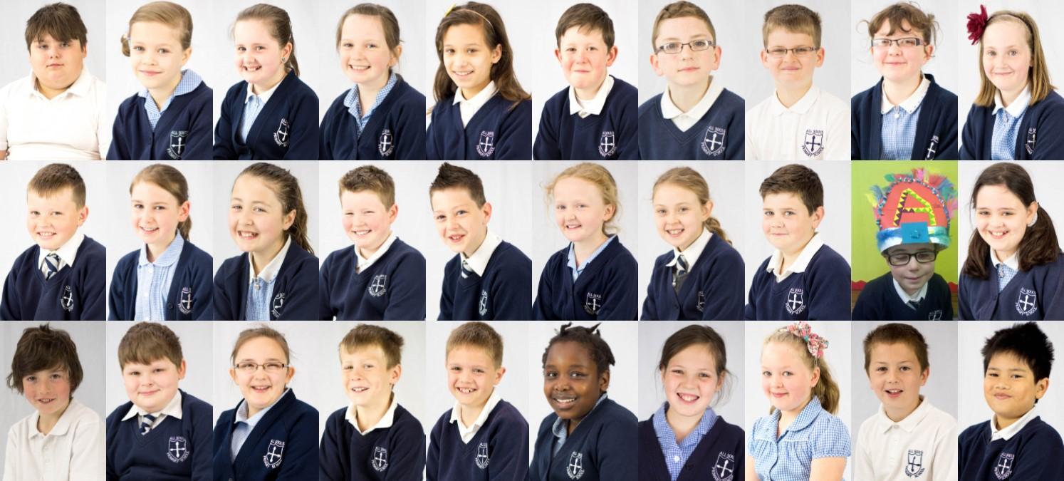 Our Year 6 children 2013-14