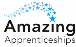 Footer for the Apprenticeships page