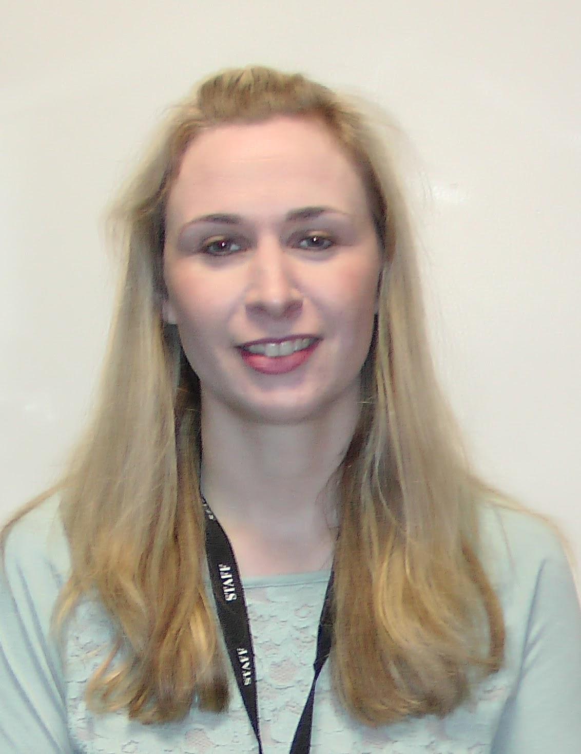 Mrs D. Thorley : Lead Practitioner/English Teacher