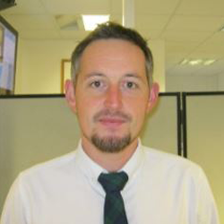 Martin Holmes : Head of DT / Computer Science
