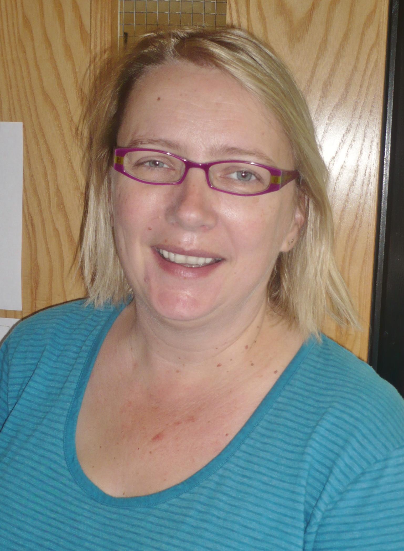Alison Newman : Parent Governor