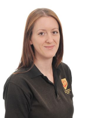 Suzannah Stevenson : Teaching Assistant - Primary