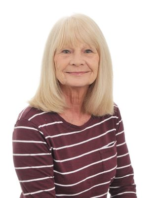Margaret Wood : Teaching Assistant - Secondary