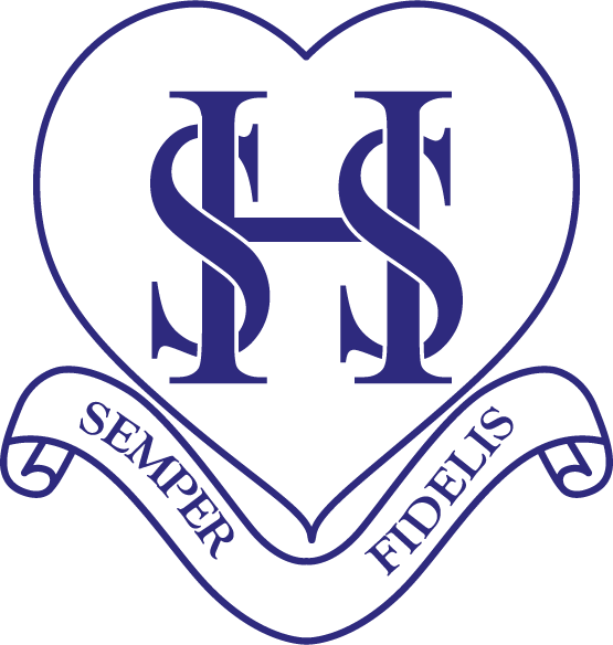 Sacred Heart Catholic Secondary Logo