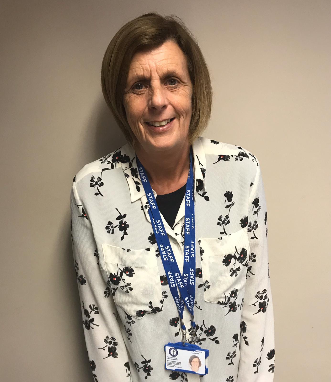 Mrs. Llewellyn : Admin Officer