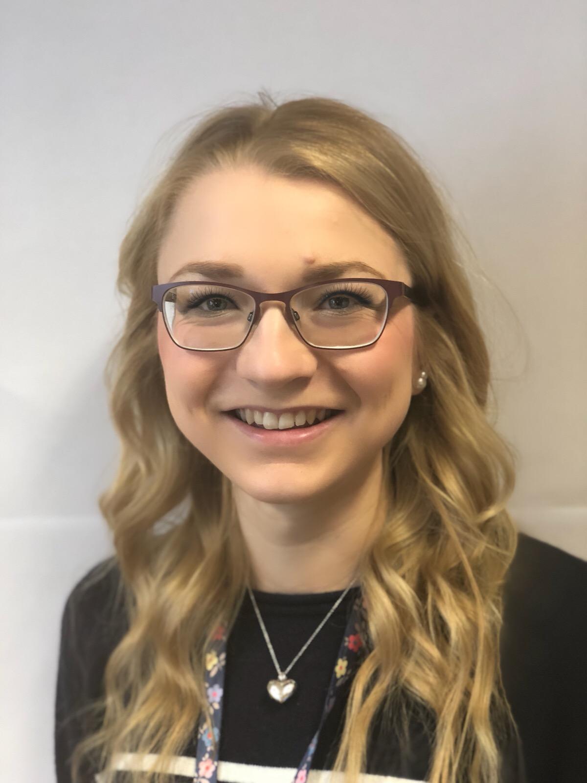Miss Readman : Year 6 Teaching Assistant