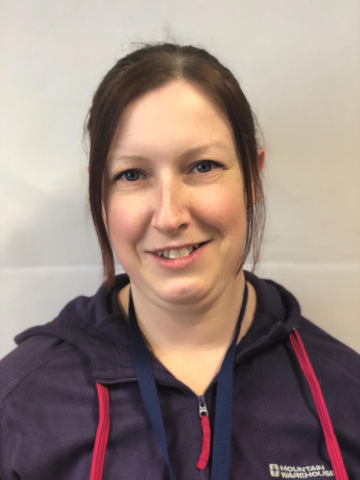 Mrs Houchen : Nursery Teaching Assistant