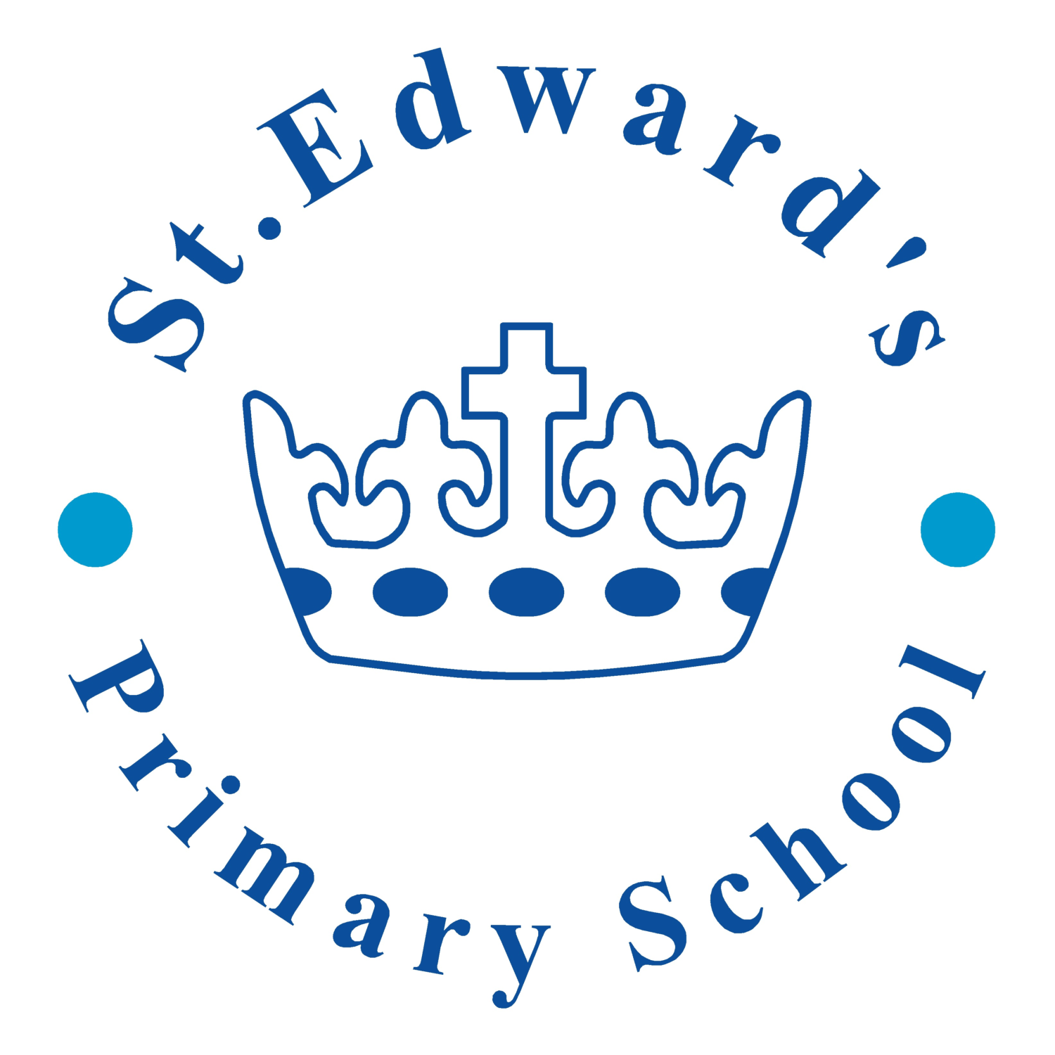 St. Edward's Catholic Primary School Logo