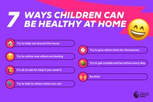 Be healthy at home