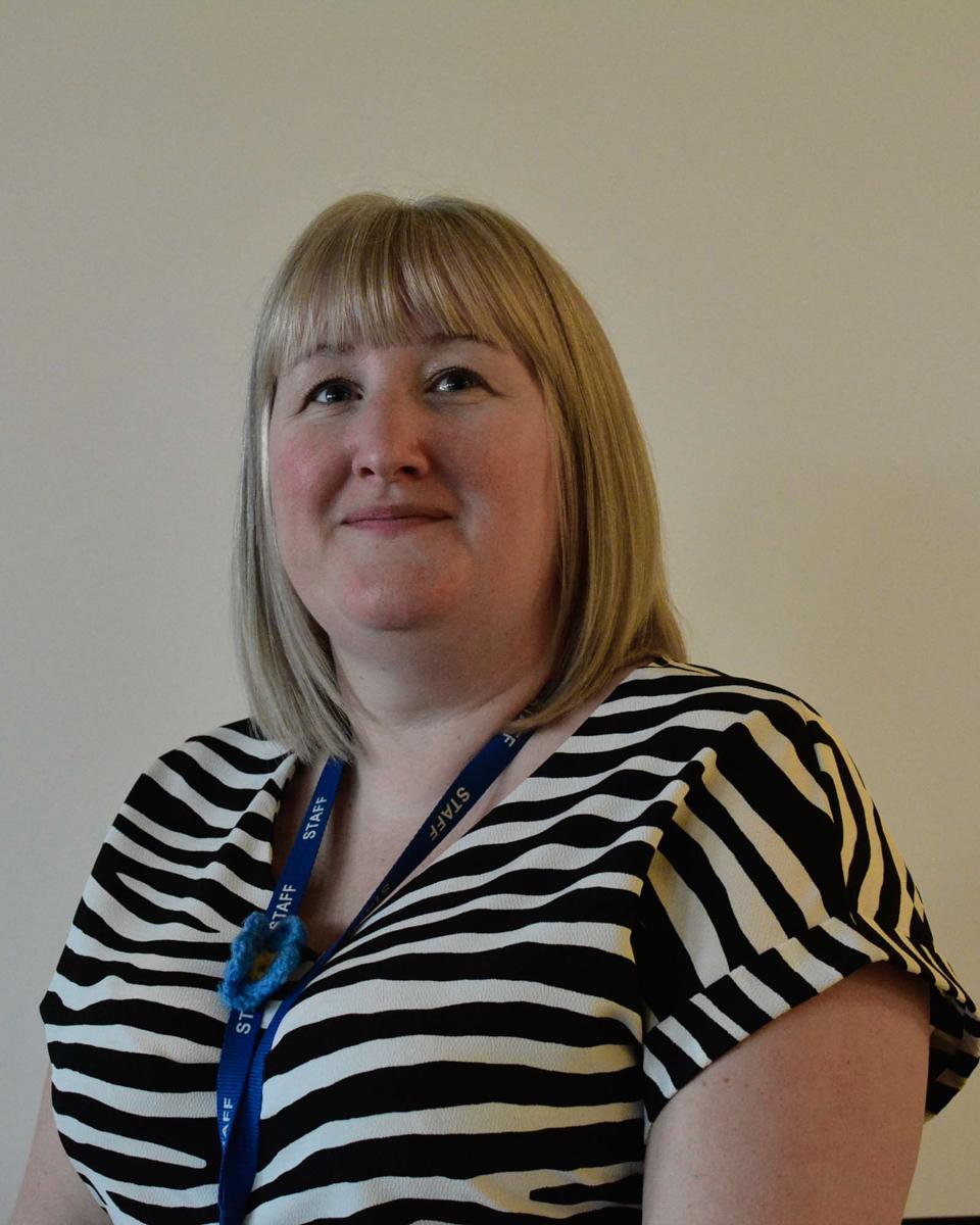 Mrs A Porritt : School Business Manager