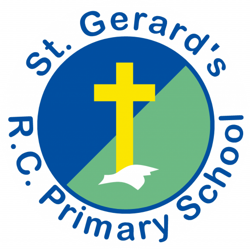 St. Gerards Catholic Primary School Logo