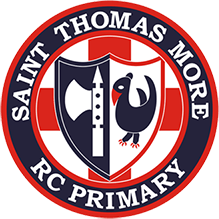 St. Thomas More Catholic Primary School Logo