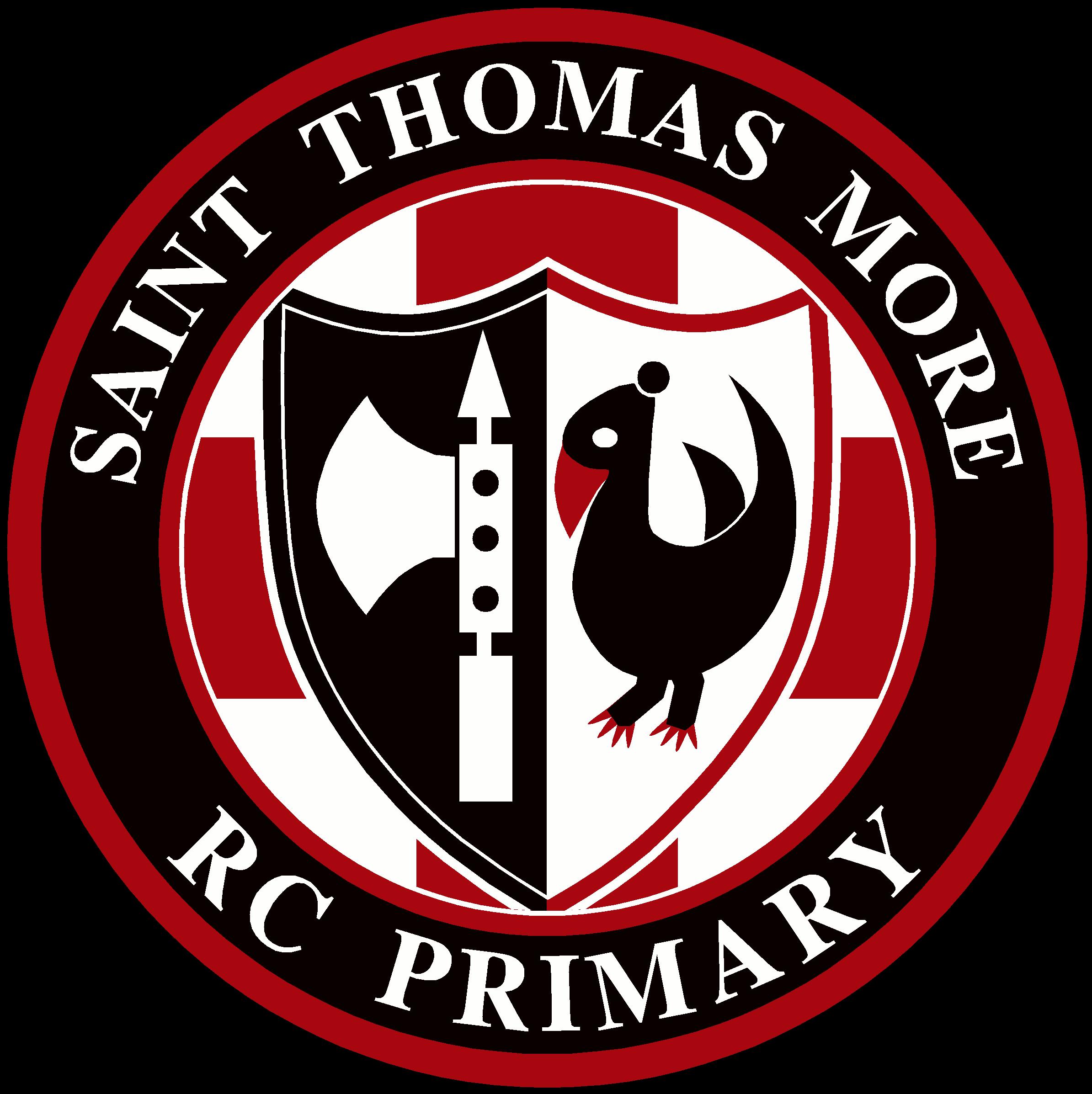 St. Thomas More Catholic Primary School Logo