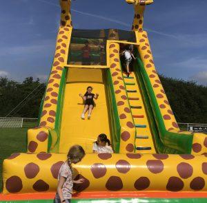 Children at the NPCAT summer camp
