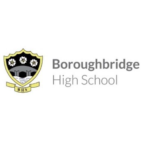 Boroughbridge High School's logo