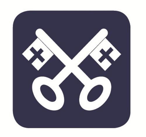 St Peters Collegiate C of E School's logo