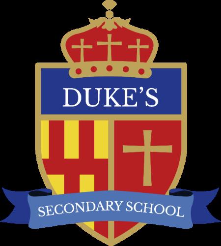 Dukes Academy- NCEA Trust's logo