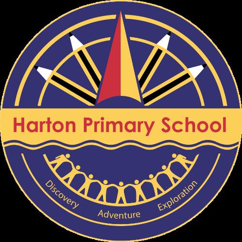 Harton Primary's logo
