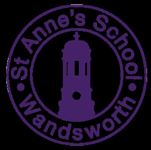 St Anne's CofE Primary's logo