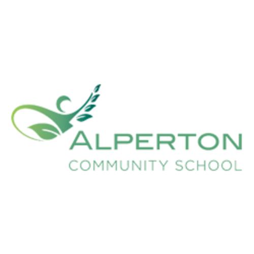 Alperton Community School's logo
