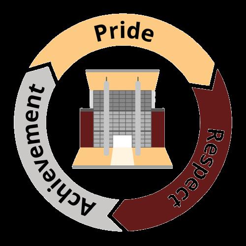 Burnside College's logo